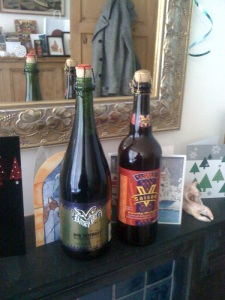 My Christmas Beers